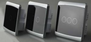 Модели могут иметь сенсорное или кнопочное управление