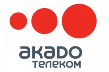 Логотип интернета «Акадо»