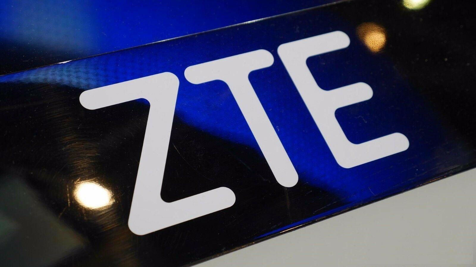 ZTE 4G модем