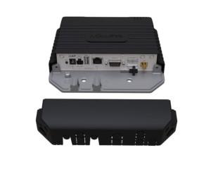 Внешний вид маршрутизатора MikroTik LtAP mini LTE kit