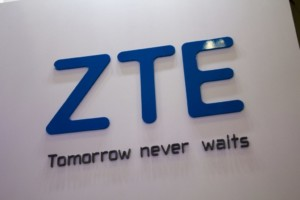 Логотип ZTE