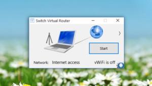 SwitchVirtualRouter