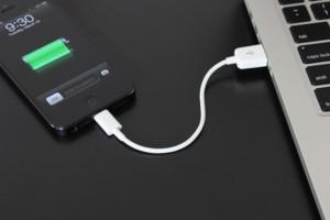 Как выглядит телефон, подключенный к ПК через USB