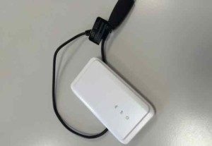 Модем с USB шнуром для питания от ПК