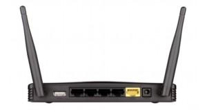 Роутер компании D-link, часто предоставляемый Онлайм в качестве бесплатного оборудования