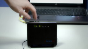 USB-роутер с кабелем от «Таттелеком»