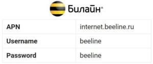 Настройка 4G Beeline не отличается особой сложностью