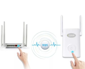 Использовать WPS-стандарт
