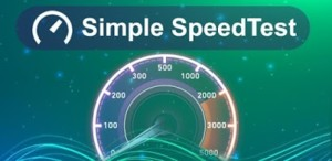 Simple Speed Test