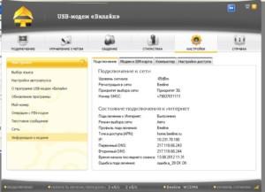 По адресу home beeline ru можно найти настройки модема через браузер