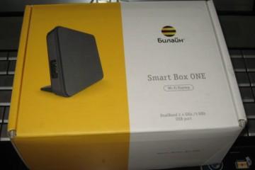 Роутер Smartbox в коробке