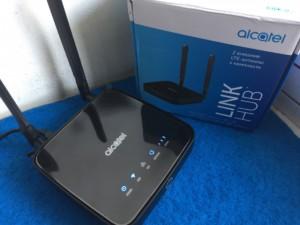 Вайфай-роутер с поддержкой Ethernet и 4G